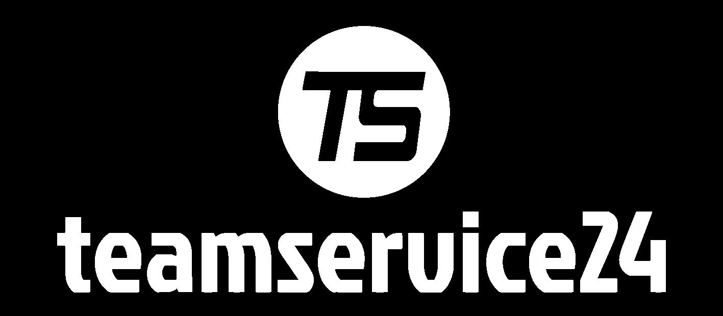 teamservice24-Logo-weiss